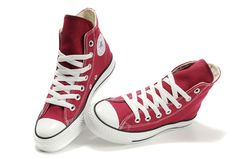 e2ee83e5a168 All star ox low maroon canvas Converse Chuck Taylor All Star High Top  Claret Red Canvas Shoes -   Best All Star Converse Chuck Taylor