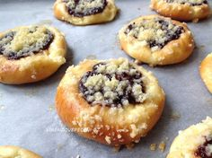 Desert Recipes, Doughnut, Sweet Recipes, Muffin, Sweets, Snacks, Cookies, Breakfast, Backen