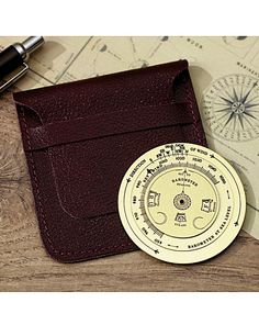 Pocket Weather Forecasting Dial | House of Bath