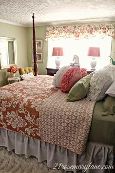 21 Rosemary Lane: Master Bedroom Reveal