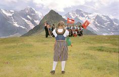 Andri Pol, Swiss photographer with an often very ironic view on Switzerland.