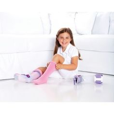 No other AFO sock provides a true seam-free comfort and moisture wicking coolness for kids with braces like SmartKnit AFO socks.