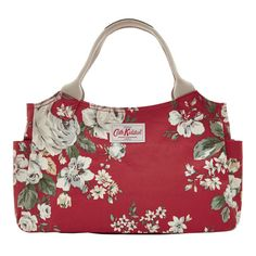 Cath Kidston Hampstead rose day bag