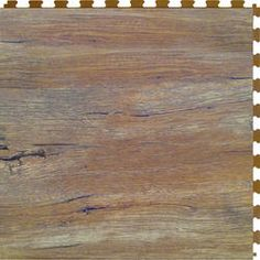 "Everlast® Tile Stone Series Collection Wood Look Luxury Vinyl Tiles 20"" x 20"" (16.7 sq.ft/pkg)"