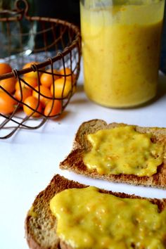 Brighten breakfast with homemade kumquat curd! Kumquat Recipes, Lamb Cake, Jam And Jelly, Canning Recipes, Sauce Recipes, Food Inspiration, Food Print, Cookie Recipes, Gourmet