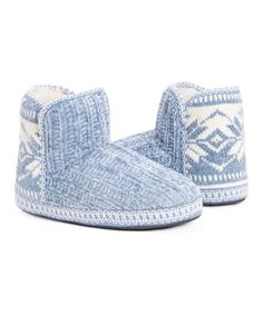 7020db43e9ea Enjoy maximum comfort and winter-chic style with these slippers that bring  your feet a