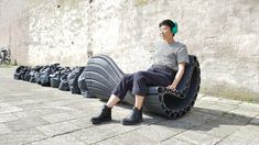 Print your city: 3D printing public space with plastic waste 5