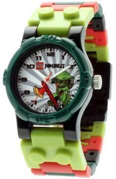 LEGO 9004889 Ninjago Lasha Kids Watch LEGO,