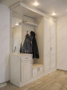 Classic cabinet with golden patina Wardrobe Design Bedroom, Bedroom Bed Design, Home Room Design, Bathroom Interior Design, Living Room Designs, Interior Decorating, Bedroom Decor, House Design, Sweet Home Design