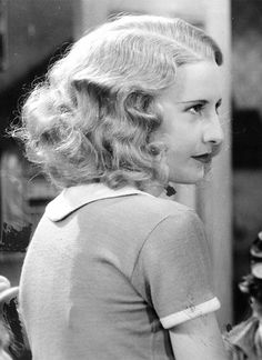 "Barbara Stanwyck in ""Baby Face"" (1933) Great actress!"