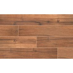 MS International Arbor Chestnut 6 in. x 36 in. Porcelain Floor and Wall Tile (15 sq. ft. / case) - NARBCHE6X36 - The Home Depot