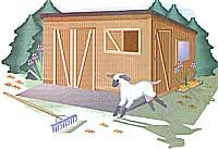 Building a shed from the ground up just got a lot easier! Our step-by-step instructions lay out exactly how to build a shed that will serve your storage needs for years to come.