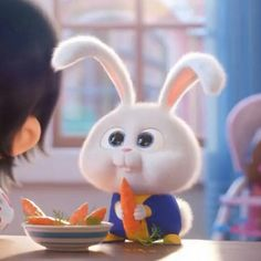 Cute Bunny Cartoon, Cute Cartoon Pictures, Cartoon Pics, Cute Cartoon Wallpapers, Funny Iphone Wallpaper, Cute Disney Wallpaper, Snowball Rabbit, Rabbit Wallpaper, Cute Cartoon Characters