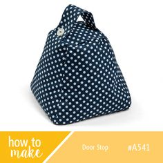 A541 Door Stop - How To - Free Project