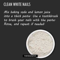 10 BEST NATURAL REMEDIES FOR LONGER STRONGER NAILS