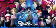 Shin Megami Tensei: Devil Survivor 2 May Get A European Release
