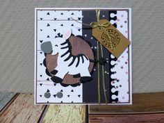 @ Liefs, zebra (COL1447 - Marianne Design Collectables)