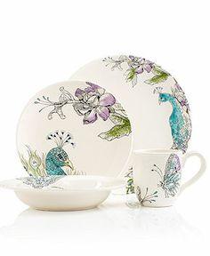 16-Piece Hummingbird Dinnerware Set - The Winning Recipe on Joss u0026 Main | collections | Pinterest | Dinnerware Hummingbird and Kitchens  sc 1 st  Pinterest & 16-Piece Hummingbird Dinnerware Set - The Winning Recipe on Joss ...