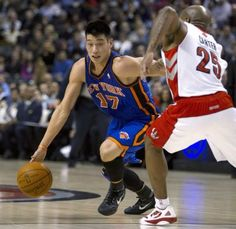 """Jeremy Lin politely saying, """"Get the hell outta my lane!"""""""