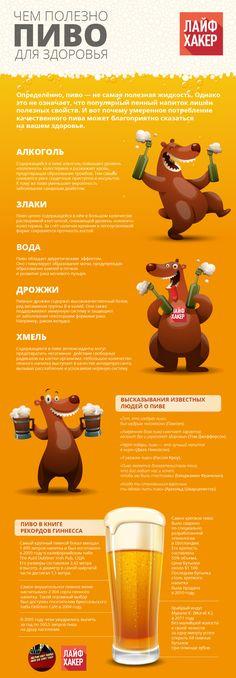 На протяжении своей длительной истории существования пиво считалось лечебным…