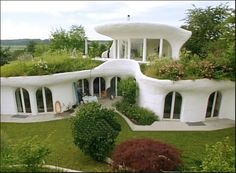 Photo of the Week - The Earthship - 800-619-4400 | emortgages.com | Lowest Rates in California