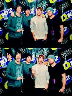 Jack, Zack, Alex, and Rian <3