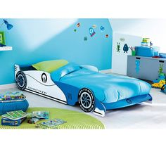 Buy Deuba Bed kids single bed blue boys beds junior bed toddler bed frame child car bed in our Kitchen & Home store. Toddler Car Bed, Kids Car Bed, Toddler Bed Frame, Convertible Toddler Bed, Kids Beds For Boys, Kid Beds, Car Bedroom, Kids Bedroom, Kids Rooms