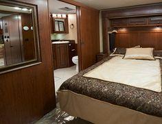 luxury rv bedroom rv on pinterest luxury rv motorhome and rv