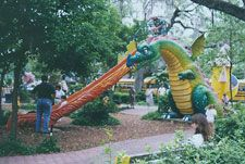 Carousel Gardens Amusement Park, New Orleans City Park.  Storyland is my Favorite place both as a kid, and now for my own kid