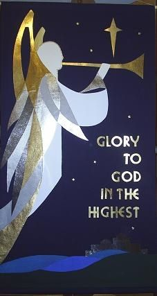 Christmas banners for church - Google Search