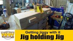 Jig holding Jig - Off the Cuff - Wacky Wood Works