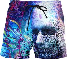 The Beauty Of It All Swim Shorts