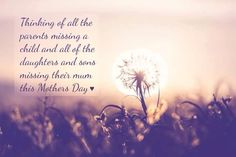 Mothers Day grief