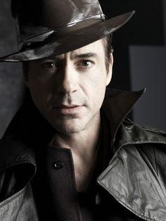 Robert Downey Jr. didn't know I was a huge fan, until sherlock holmes, now I'm a fan.