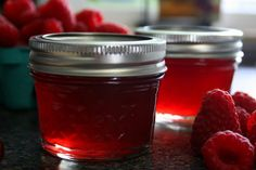 Mennonite Girls Can Cook: Raspberry Red Pepper Jelly