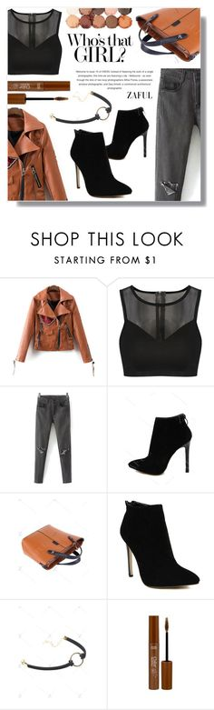 """""""Walk with confidence"""" by fashion-pol ❤ liked on Polyvore featuring NYX"""