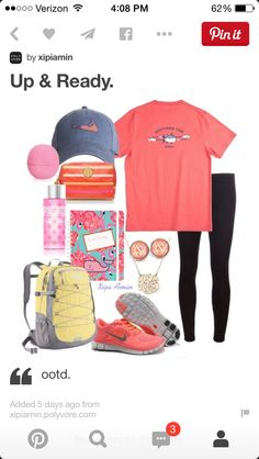 Cute outfit and bag