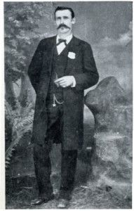 "Although not as well known as someone like Wild Bill Hickok or Wyatt Earp, Dallas Stoudenmire was a feared lawman in his day, and is known for participating in more gunfights than most of his contemporaries. After being wounded several times while fighting in the Civil War, Stoudenmire moved to the lawless city of El Paso, Texas to serve as sheriff. Only three days into his tenure, he became involved in one of the West's most legendary battles, what is common known as the ""Four Dead in Five Seco"