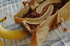 Das einfachste Bananenbrot der Welt – no sugar, no fat