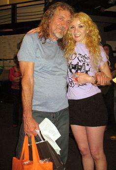 Robert Plant encuentro con Roxy Indica Buenos Aires 2012
