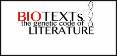 BIOTEXTs: the genetic code of literature - coming soon on Computational Writer / Scrittore Computazionale
