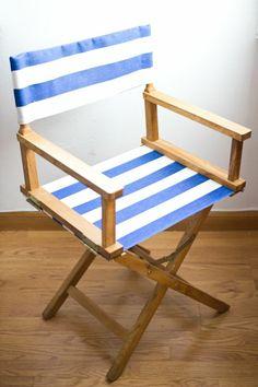 stoffideen regiestuhl möbelideen designer stuhl
