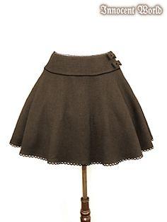 Innocent World ピコリボンスカート