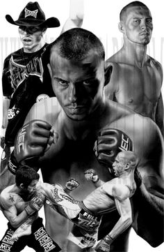 My pencil drawing of UFC fighter Cowboy Cerrone. 2b and 4b pencil on 14x17 smooth paper. Get it at shomanart.com