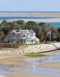 This is my new home.  My dream was to have live by water. This is it! haha! love it. Chatham, Massachusetts