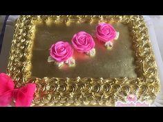 1 Tier Cake, Tiered Cakes, Birthday Sheet Cakes, Birthday Cake, Beautiful Cakes, Amazing Cakes, Pastel Rectangular, New Cake, Love Craft