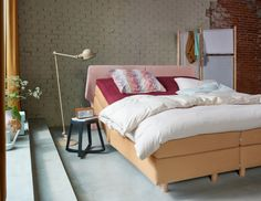Auping milano boxspring bed design tijdloos elegant