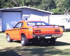 Plymouth Duster Twister