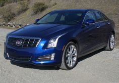 2013 Cadillac ATS review: Heavy on horsepower, skimpy on silicon