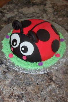 Birthday Cakes - Ladybug